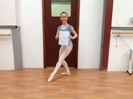 Congratulations to Senior Dancer Teagan Melville - Senior Associate at the Royal Ballet Covent Garden commencing Sept 2016 - an amazing achievement, so proud of you !