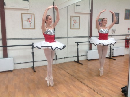 Congratulations to Senior Aspire Dancer Kirsty Hurds and Inter Aspire Dancer Alice Collins who will be dancing in Sleeping Beauty with the English Youth Ballet at the New Theatre Cardiff in August - looking forward to seeing you both!